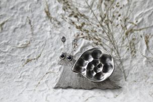 vikafo silver snail