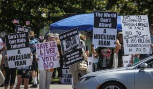 Stop Iran Rally July 26, 2015 LA-2
