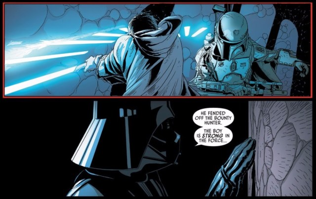 VI – The Revenge of Vader