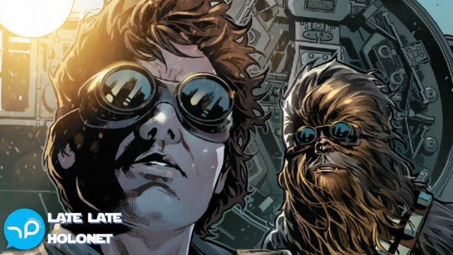 XII – Han and Chewie's Excellent Adventure