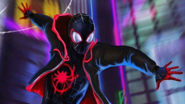 22 | Spider-Man: Into the Spider-Verse