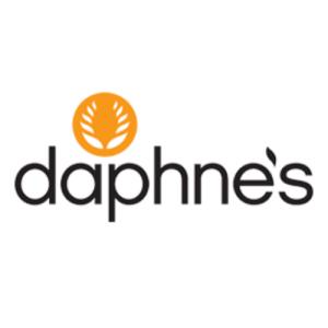 Daphnes California Greek Logo