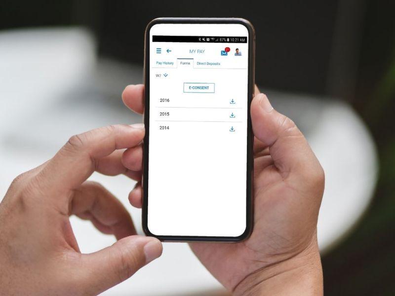 Employee Mobile Portal