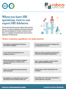 Common HR Questions