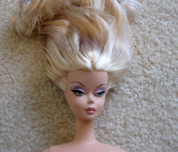 An Updo Hair Tutorial Inside The Fashion Doll Studio
