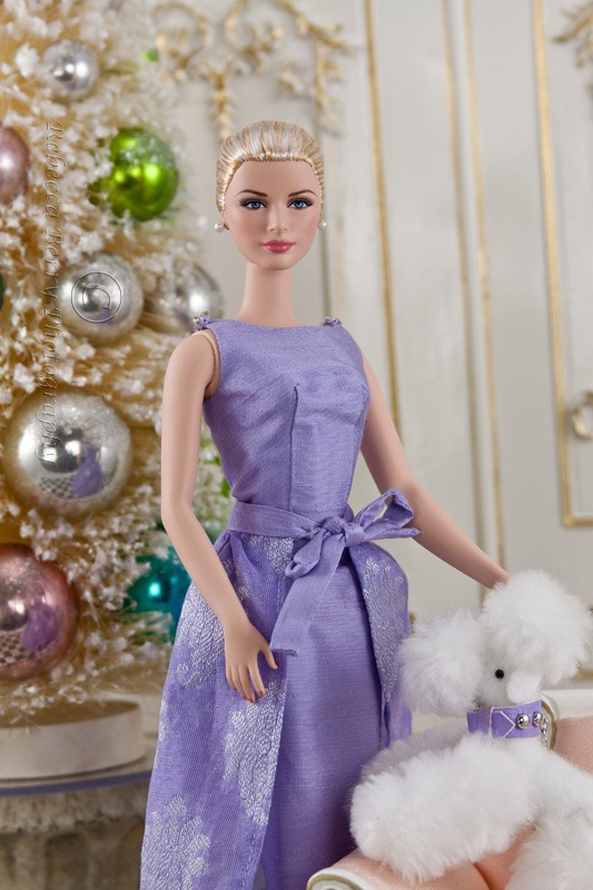 Grace Kelly Bride Silkstone Barbie  Inside the Fashion