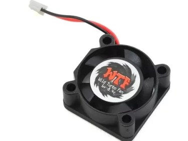 WTF2510 - WTF Wild Turbo Fans 25mm High Speed for ESC's