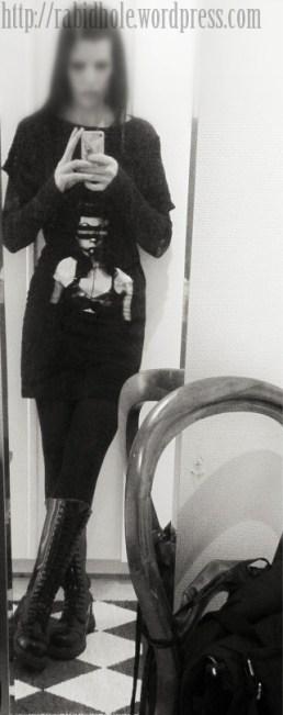 Me wearing it back in 2011.