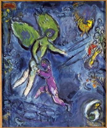 Musée national Message Biblique Marc Chagall, Nice, France