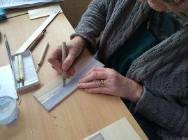 Jean cutting