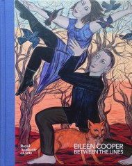 Eileen Cooper RA 'Between the Lines' 1