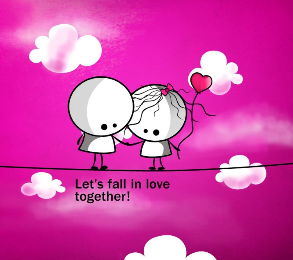 Lets Fall in Love Thrice  Its all about us