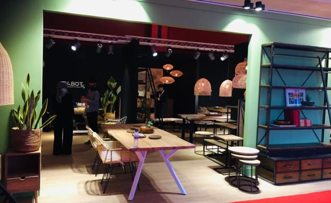Rabot At The Ifex 2019 Rabot