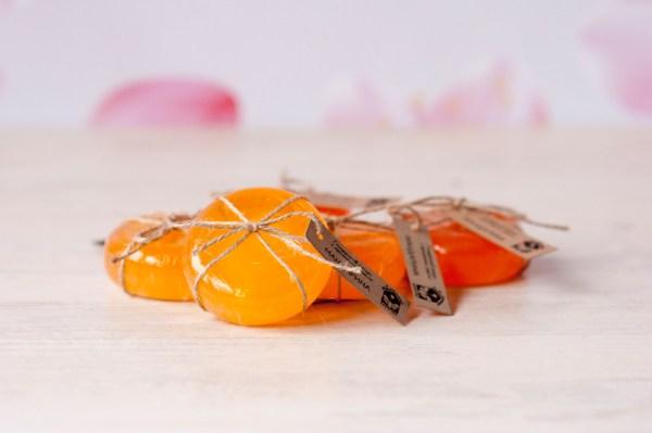 глицеринов сапун мандарина