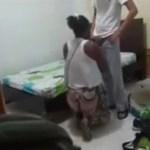 Image Esposa esconde câmera no quarto e pega marido no flagra com a vizinha