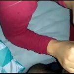 Image Dando leite na boca da namorada safada