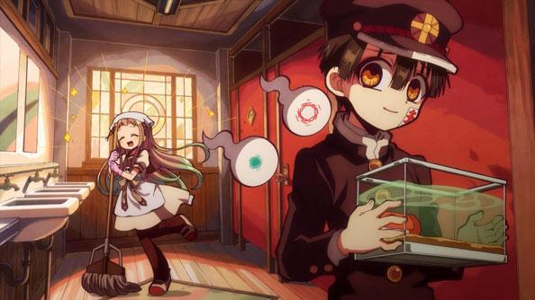 She summons hanako and wishes for her crush, teru minamoto, to return her feelings. Yashiro Nene Rabujoi An Anime Blog
