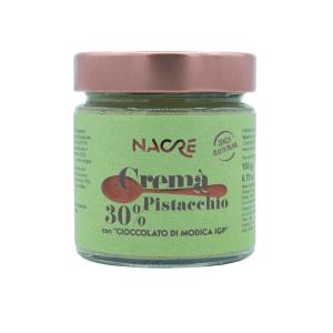 Crema Spalmabile al pistacchio senza olio di palma