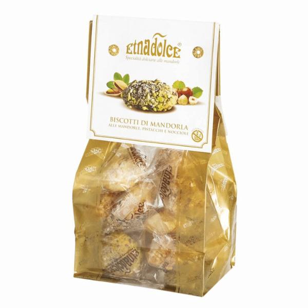 Biscotti Mandorla, Pistacchi e Nocciole