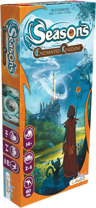 Enchanted Kingdom - Primeira Expansão de Seasons