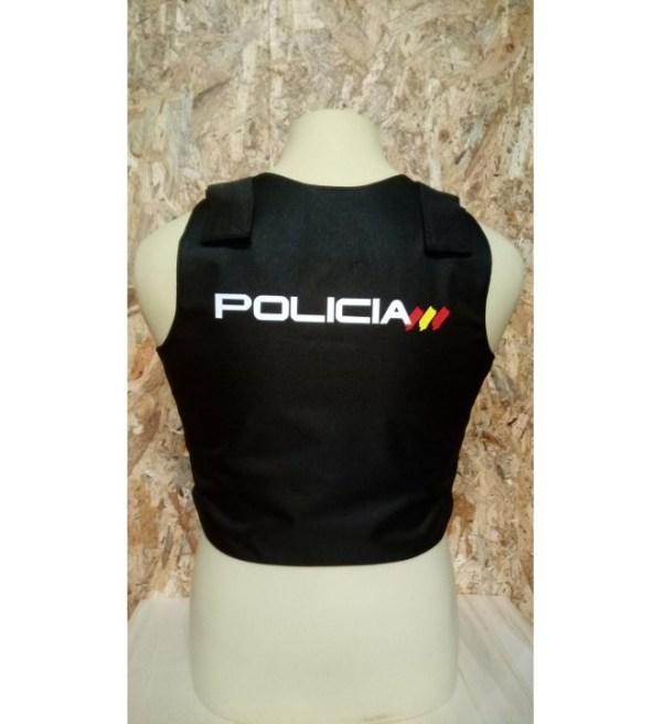 FUNDA CHALECO ANTIBALAS POLICIA NACIONAL