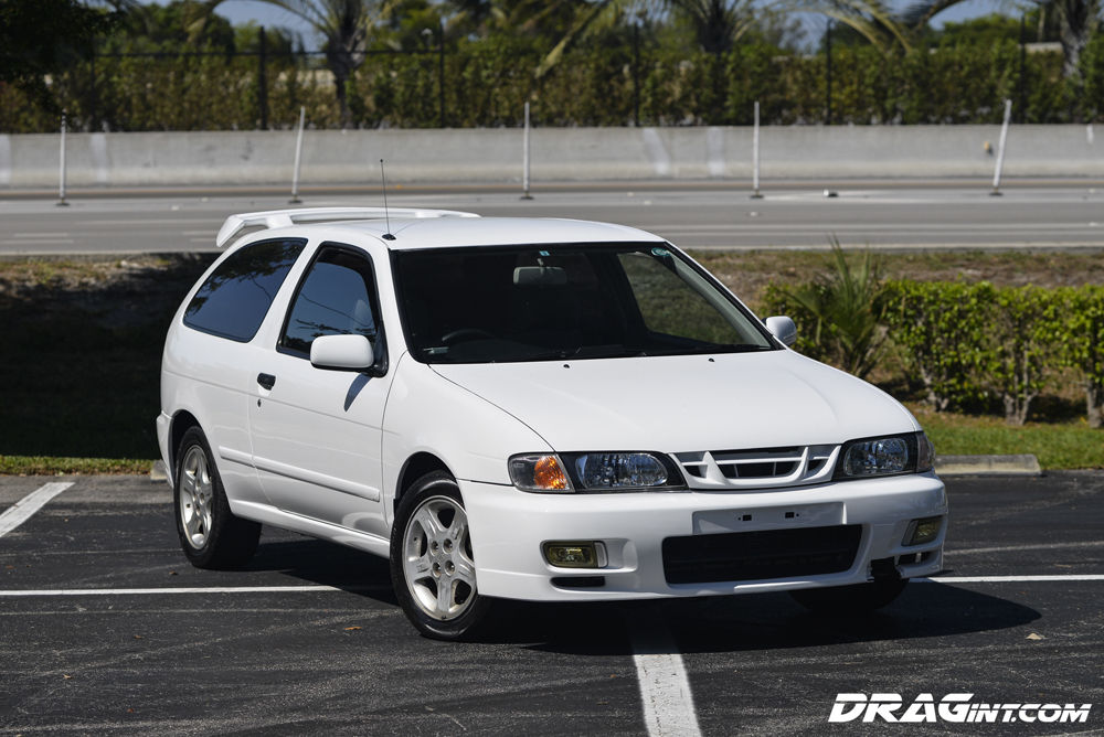 1998 Nissan Pulsar Vzr N1 Sr16ve Nismo Factory Race Car
