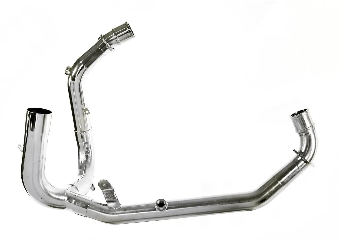Ducati HYPERMOTARD 796 (09-12) COLLECTOR to remove the