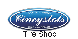 Cincyslots Urethane & Silicone Tires