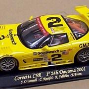 FLY A123 Chevrolet Corvette C5R 24h Daytona