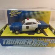 AutoWorld Thunderjet Ford Police Car