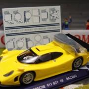 FLY RG0a Porsche 911 GT1 98