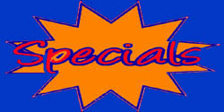 Specials Page MOST CARS ARE USED OR DAMAGED