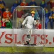 Le Mans Miniatures Figure FLM132019 Running Driver