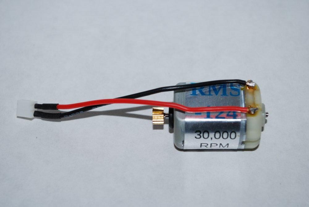 medium resolution of wiring ho slot car