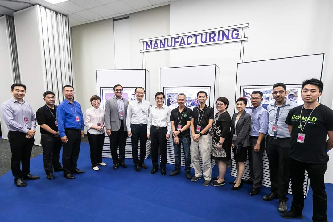 How I Developed the Barista Robot - Alumni Ivan Koh