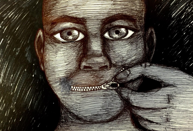 Silence. (Hari Ziyad, 2015)