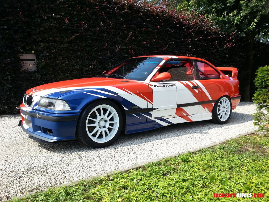 hight resolution of race track day car bmw e36 m3 30