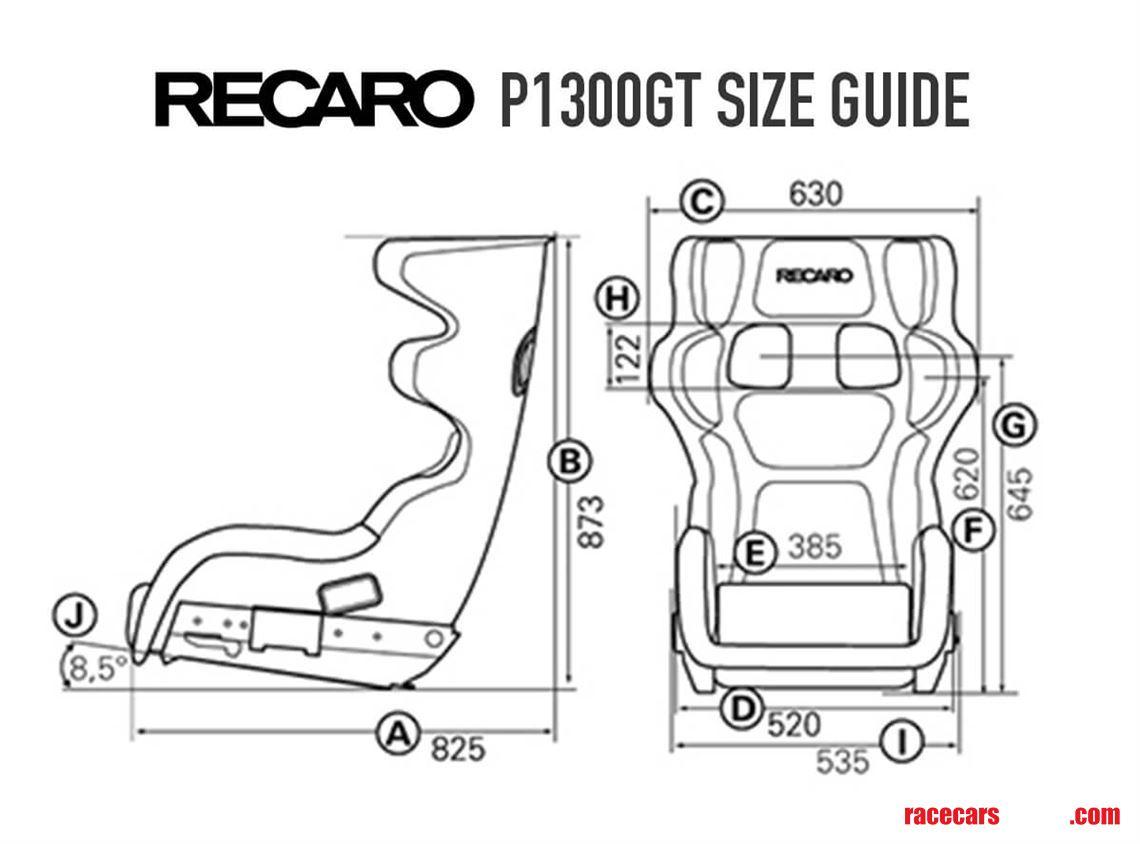 hight resolution of recaro p1300 gt carbon fibre bucket seat