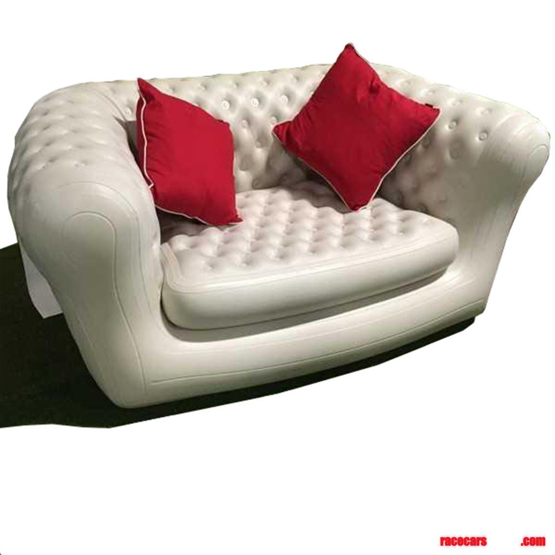 inflatable sofa uk bed sacramento ca racecarsdirect hospitality sofas