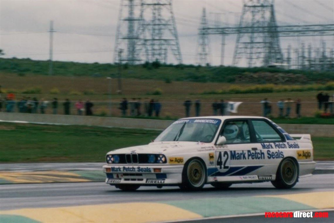 hight resolution of bmw m3 e30 group a cibiemme chassis 01