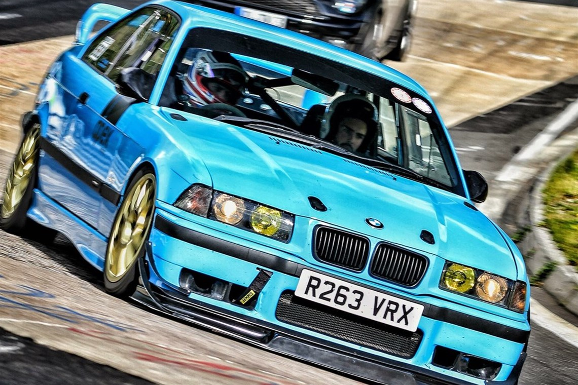 hight resolution of bmw e36 m3 s54 powered trackrace car