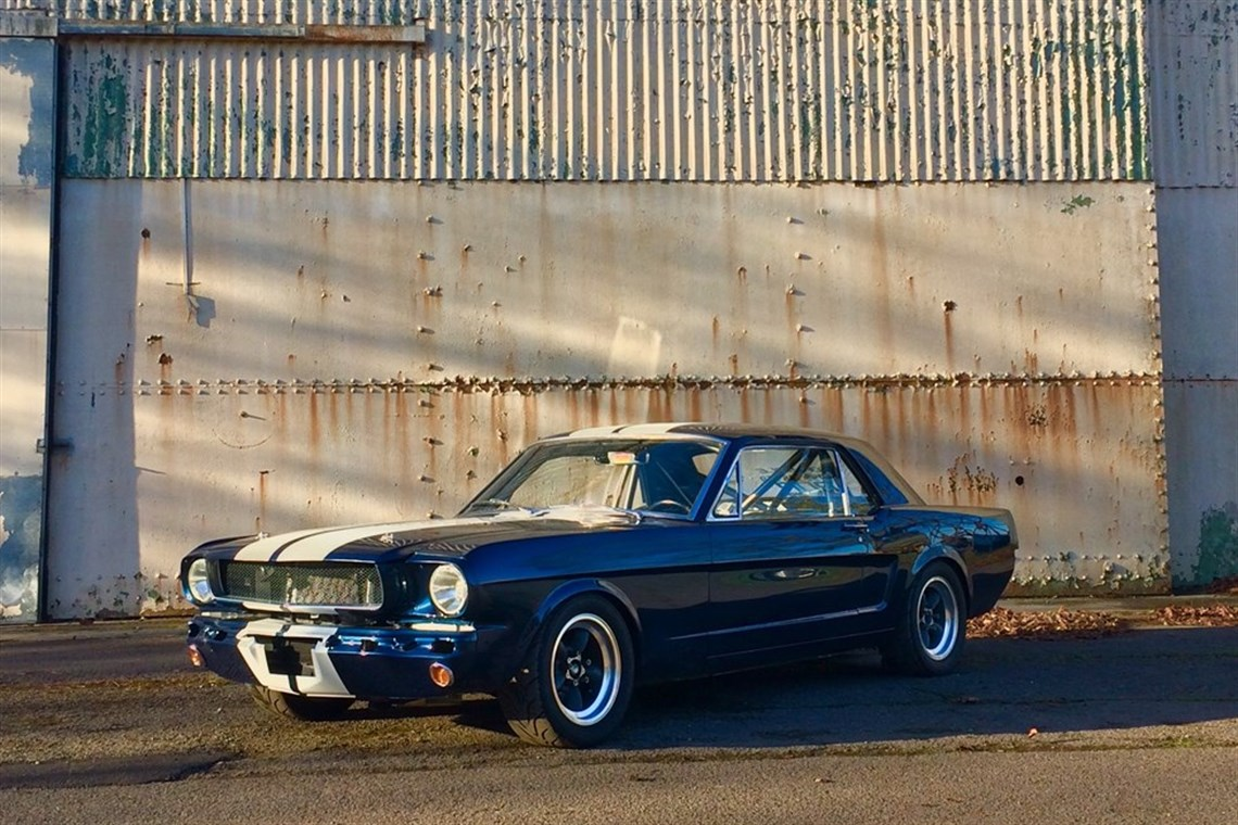 small resolution of 1966 ford mustang race car fresh build