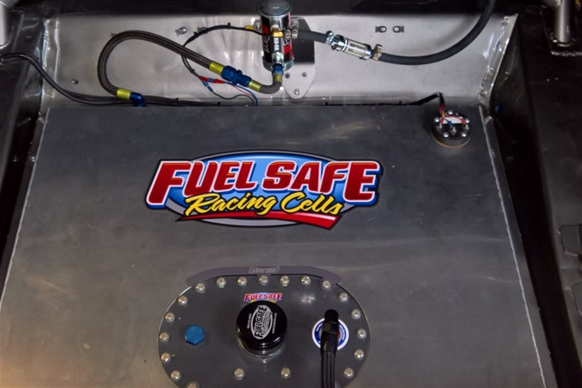 small resolution of fuel safe mustang specific fuel cell