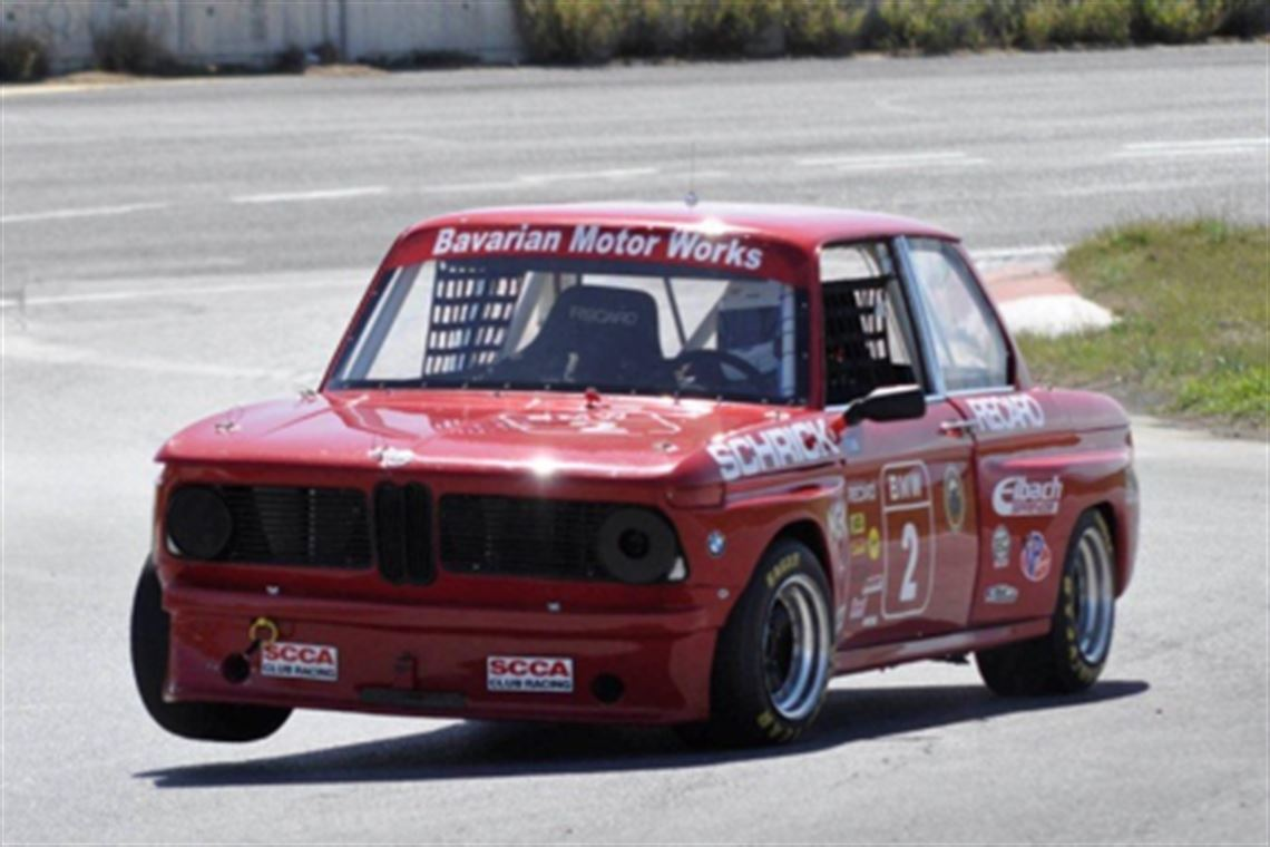 hight resolution of bmw 2002 tii vintage racing champion