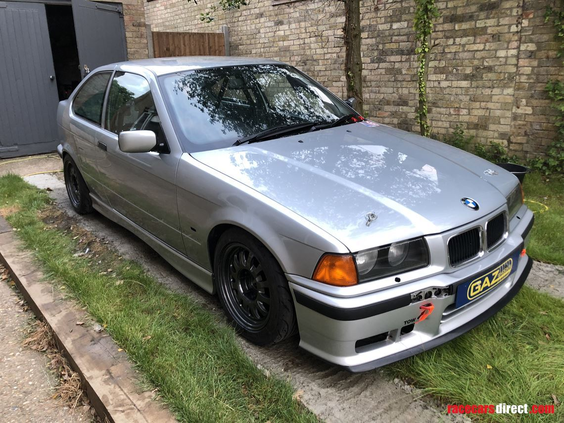 hight resolution of bmw e36 318ti compact cup race car