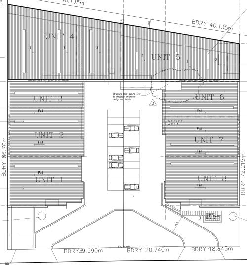 Unit complex plans