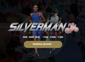 The Silverman Duathlon