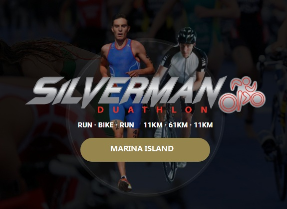 The Silverman Duathlon