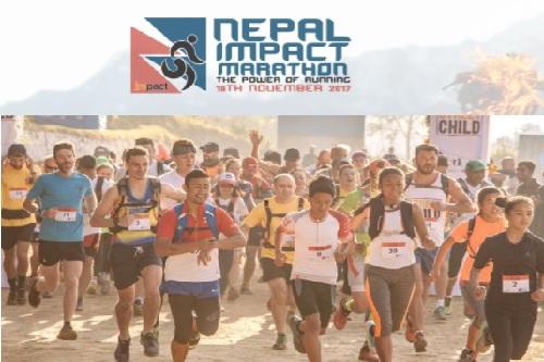 Nepal Impact Marathon 2017 - Race Connections