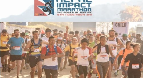 Nepal Impact Marathon 2017 - Race Connections